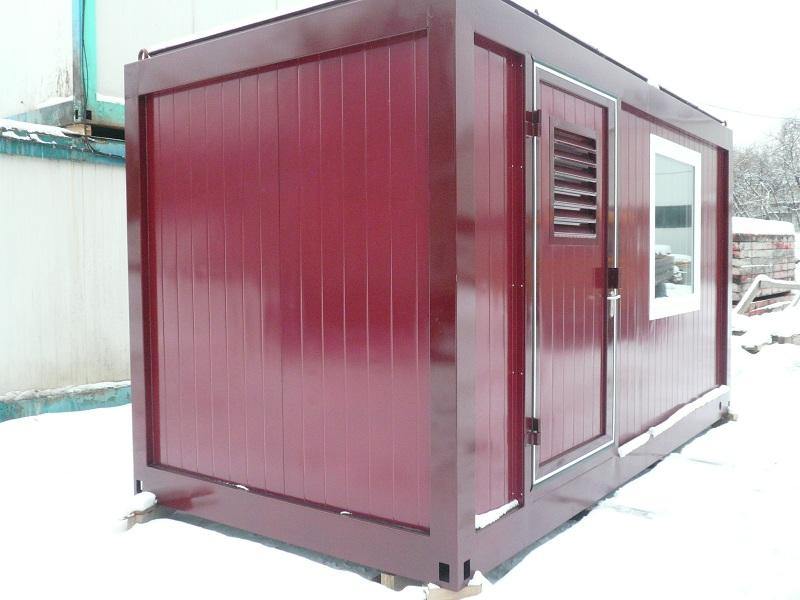 мини котельная контейнер цена